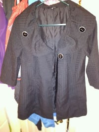 Black trench coat  Russellville, 72802