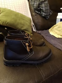 Tommy Hilfiger Brown causual boots