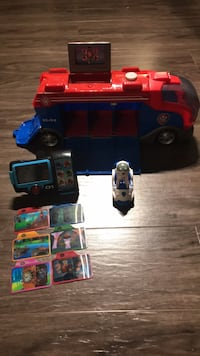 Paw patrol toy lot