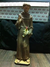 "Dolfi Original 12"" statue of Saint Francis"