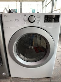 Extra Large Capacity Gas Dryer