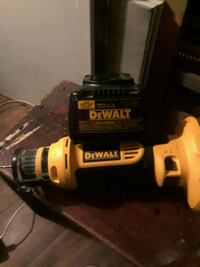 18 volt Dewalt Rotozip with charger no battery Whittier, 90606