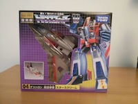 Transformers G1 Starscream Encore 556 km
