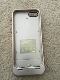iPhone 5s and 5 phone case - Gold