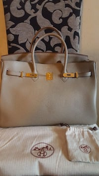 Hermes Gray Togo leather Birkin  Houston, 77021