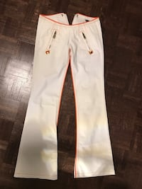 Dsquared brand new authentic white pants size 24 or 38 europian XS brand new Toronto, M8Y 3J2