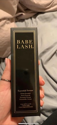 Babe lash growth serum
