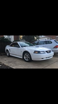 2001 Ford Mustang Premium Silver Spring