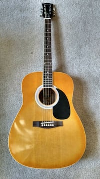 Acoustic guitar  Ayer, 01432
