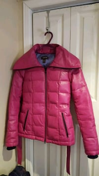 Danier leather winter jacket