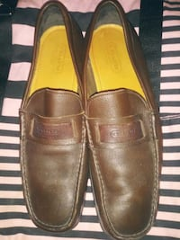 Mens coach size 12 loafer