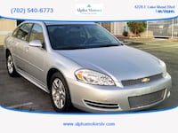 2013 Chevrolet Impala for sale Las Vegas