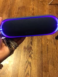 Black and purple portable speaker Capitol Heights, 20743