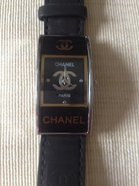 Chanel Leather Watch Mississauga