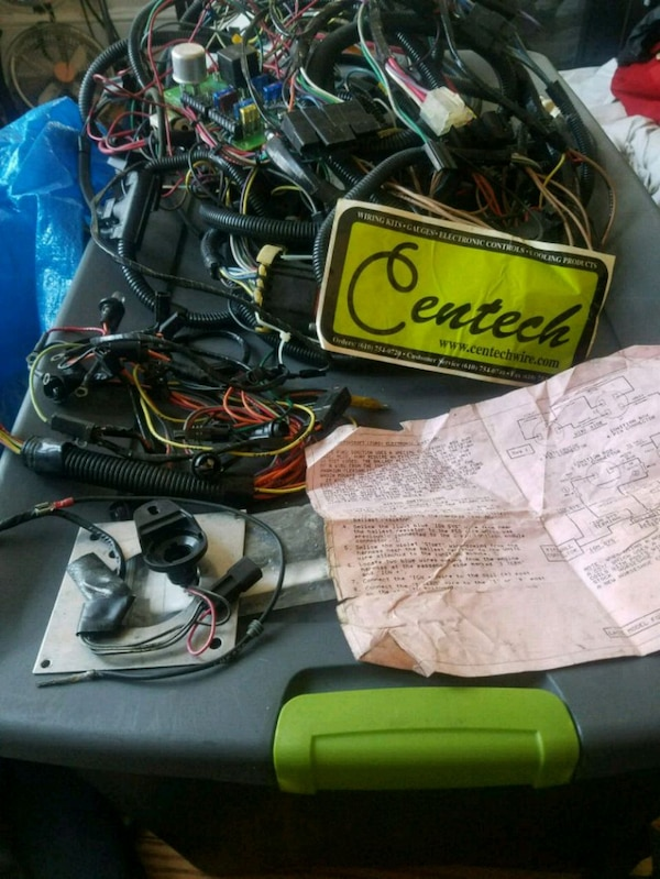 Jeep cj7 aftermarket wiring harness from Painless Full Wiring Harness on