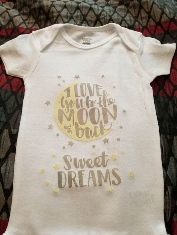 Personalized Baby Onesies  2