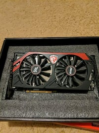 Radeon R9 280X Graphics card