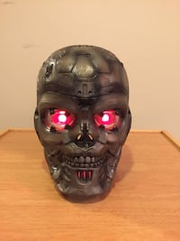 Terminator Salvation T-600 Voice N Vision Mask Sound FX Voice Changer Woodbridge, 22191