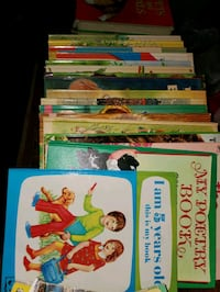 Book lot set of 21 Hagerstown, 21742