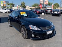 Lexus IS F 2008 Garden Grove