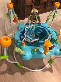 Baby's blue and green jumperoo Los Angeles, 90292