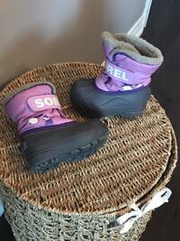 Sorel winter boots, see pic for size  Brampton, L6P