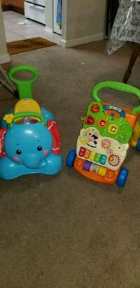 baby's two assorted learning toys Beltsville, 20705