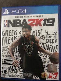 NBA2K19 Germantown