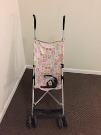 Like new baby's lightweight cosco stroller
