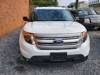 2014 Ford Explorer Silver Spring
