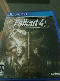 Sony PS4 Fallout 4 case Green Bay, 54302