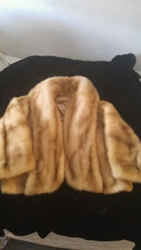 Mink jacket sold