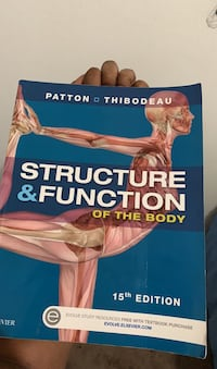 Structure and function of the body 15th edition