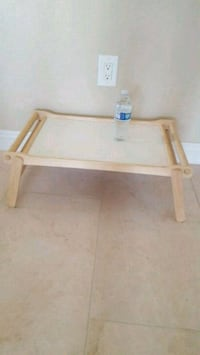 Breakfasts on BED table $18.00