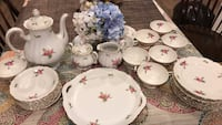Full Set of Porcelain Bavaria Alexandria, 22309