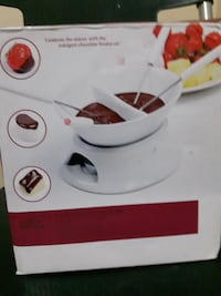chocolate fondue set box Mississauga, L5N 6T2