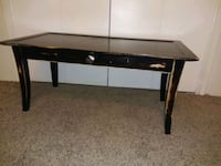 Coffee table refinshed