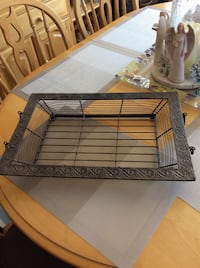 Large metal tray with handles Otonabee-South Monaghan, K0L