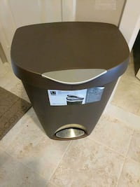 Umbra 13 Gallon trash can Fairfax, 22033