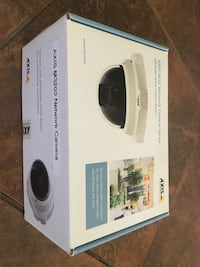 AXIS Network Security Cameras Model M3203 Mesa, 85204