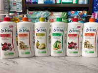 St Ives Lotion $4 EACH