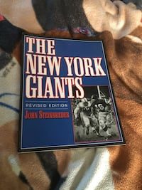 The New York Giants Revised Edition (by John Steinbreder) Dundalk, 21222