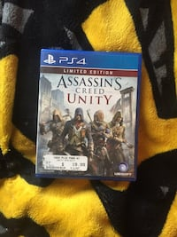 Assassin's Creed Unity PS4 game case Mansfield, 76063
