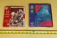 3 Boxes Brand NEW Christmas & Holiday Cards w/ Env 2056 mi