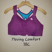 moving Comfort bra size 38c Surrey, V3W 6X6