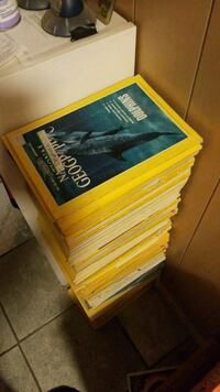 The National Geographic Magazine (Used) Bakersfield, 93307