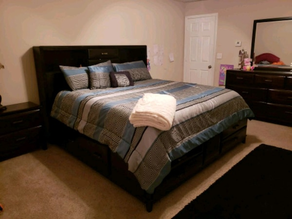 Ashley S Furniture King Size Bedroom Set