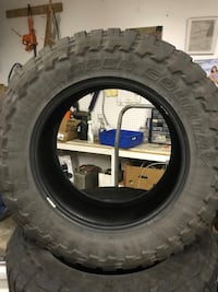 Toyo Tires My son took them off his truck I want them gone 35/12.5/20 Langley
