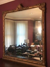 REDUCED! Vintage Wall Mirror 1950's to the 1960's $175 REDUCED!!  (Lets Talk) PIKESVILLE