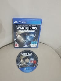 PS4 WATCH DOGS COMPLETE EDITION